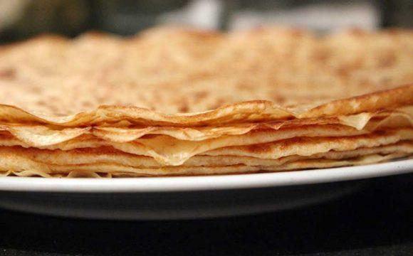 Kräuterpfannkuchen