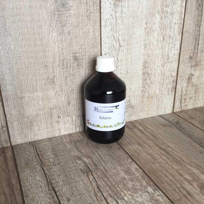 Kräuterwein auf Basis des Muskatellersalbei