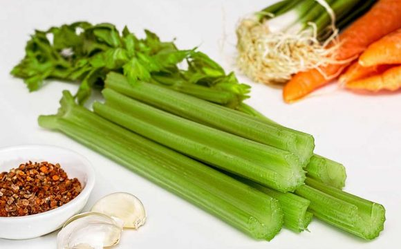 Sellerie – Medizin zum Essen