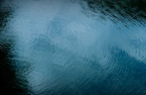 Wasserspiegelung