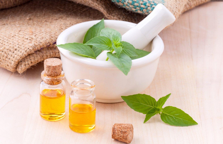 Herstellung und Anwendung - Hildegards Kräutermedizin